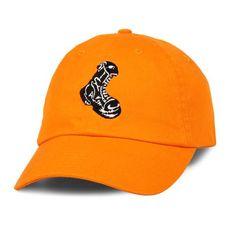 Boot Cap, Orange