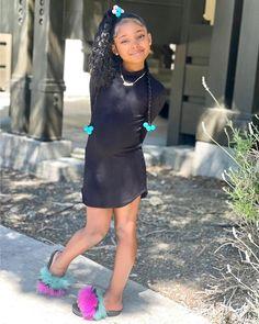 Little Girl Swag, Little Girl Hairdos, Girls Hairdos, Black Girl Swag, Cute Little Girls Outfits, Kids Outfits Girls, Toddler Girl Outfits, Cute Kids Fashion, Baby Girl Fashion
