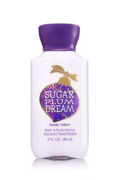 Sugar Plum Dream Travel Size Body Lotion - Signature Collection - Bath & Body Works | $5.00