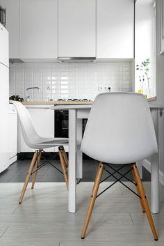 diseño de cocina estilo nórdico