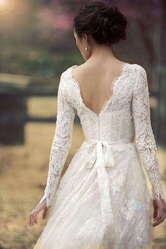 Suknie ślubne z długim rękawem 11pg