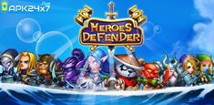 Description: Defender Heroes v1.1 Mod APK.The war broke out and dark monsters are back to attack your castle. Not only orcs but also goblins, witch, spirits, devils, and other monsters are trying to destroy your kingdom! Use the power of the bow and crossbow to defend the realm and the kingdom ... https://apk24x7.com/defender-heroes-mod-apk/