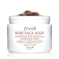 Fresh - Rose Face Mask, $62.00 Popped into Fresh a few weeks ago and was recommended I try this mask. I've been using it every night to keep my face hydrated.