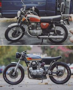 Honda CB350 by @saturdayswrench