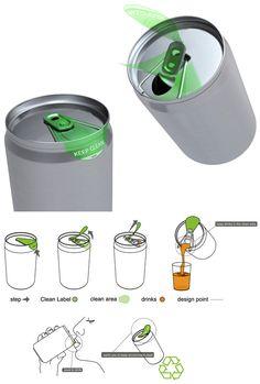 "Sterile Sip - ""Clean Label"" - Designers: Meixian Su, Fengming Chen & Yujie Chen"