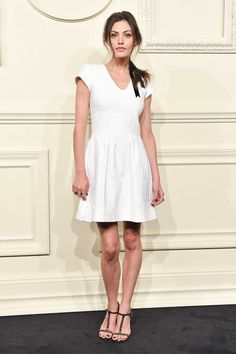 Phoebe Tonkin at the CHANEL Paris-Salzburg 2014/15 Metiers d'Art Collection