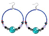Hoop earrings by chipina. www.chipina.com