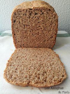 Hoy les traigo un pan 100% integral de espelta. Normalmente este tipo de panes, al tener toda la harina integral, suelen ser más densos que si se hicieran con harina normal. En cambio, éste es muy … Sin Gluten, Banana Bread, Ale, Bakery, Cheese, Desserts, Recipes, Food, Breads