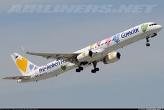 Condor D-ABON Boeing 757-330 aircraft picture