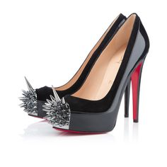 ASTEROID PATENT 140 mm, Patent Leather, black, platforms, womens shoes....DANGEROUS.....Maybeee!!