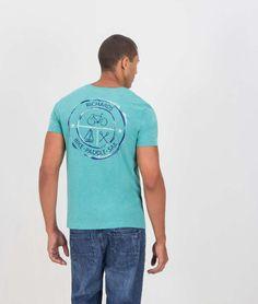 Richards - T-SHIRT MESCLA TRI-SPORTS - T-shirts / Ver todos / Masculino
