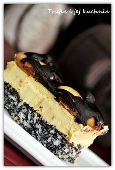 cycki murzynki Sweets Cake, Polish Recipes, I Foods, Ale, Cheesecake, Good Food, Food And Drink, Cooking Recipes, Bread