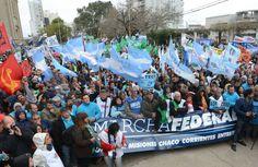 """Vino y girasoles...: ARGENTINA: """" MAURICIO MACRI PONE A PRUEBA LA PACIE..."""