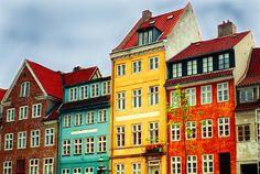 Row Houses - Copenhagen