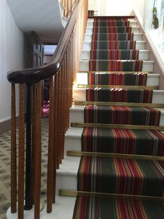 Wheatland James Buchanan House Lancaster Pa Runner staircase