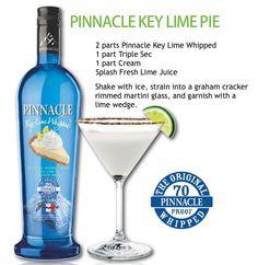 Pinnacle Key Lime Pie.. YUM!!