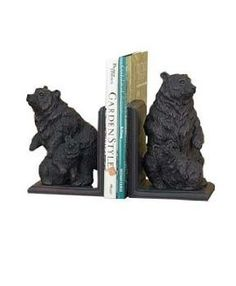 Bear and Baby Book Ends - 6.5