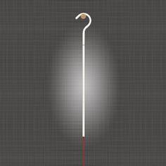 Cane • Led lamp for docking | roomsafari shop