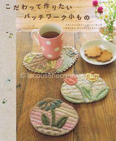 "Livre ""Exquisite Small Patchwork Quilt"""
