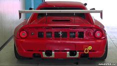 Ferrari F355 GT OnBoard and Exhaust Flames!!