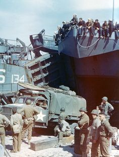 D-Day in Color, Photographs from the Normandy Invasion
