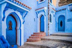 Chefcaouen Tangeri Marocco