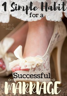 The best marriage tip we have found for building a successful marriage! - this is something I definitely need to work on before my wedding! Strong Marriage, Successful Marriage, Marriage Relationship, Marriage And Family, Happy Marriage, Marriage Advice, Love And Marriage, Marriage Help, Marriage Vows
