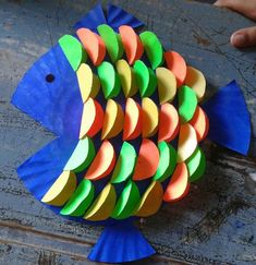 Paper Plate Crafts 808818414314880019 - paper plate fish craft for kids. Special scales version Source by ChantalToc Paper Plate Fish, Paper Plate Crafts, Paper Crafts For Kids, Diy And Crafts, Arts And Crafts, Fish Plate, Paper Plates, Diy Paper, Ocean Crafts