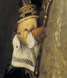 .:. Moro, Antonio Catalina de Austria, esposa de Juan III de Portugal 1553
