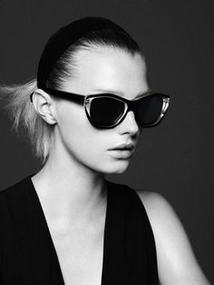 Sigrid Agren by David Sims for Sportmax Spring Summer 2014