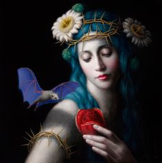 """Offering"" by Chie Yoshii -"