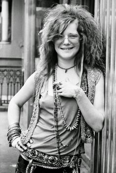 Quarter Rock Press - Janis Joplin