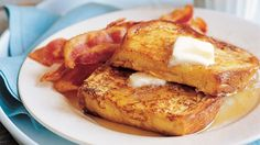Any dense bread such as challah, brioche, or sourdough will make rich French toast.