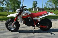 1987 Yamaha BW 350 Big Wheel survivor amazing condition 100% working & running - EXCLUSIVE DEAL! BUY NOW ONLY $5200.0