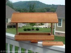 Deck Mount Bird Feeders - Bing Images