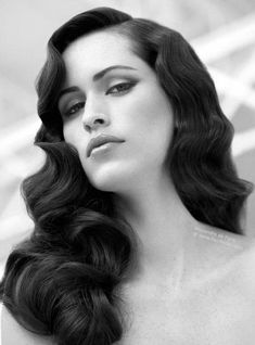 40S Hairstyles 1940S Hairstyles For Long Hair  40S Hairstyles For Long Hair And