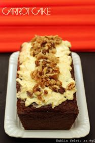 Dublin Felett az Ég: A család kedvence:répatorta Carrot Cake, Dublin, Banana Bread, Carrots, Food And Drink, Baking, Bakken, Carrot Cakes, Carrot
