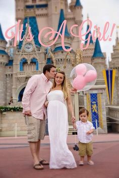 Disney gender reveal. @lizasmith821 this has you all over it when the time comes