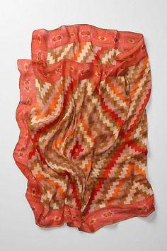 Anthro scarf