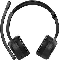 Computer Headphones, Headphones With Microphone, Computer Technology, Gaming Computer, Wireless Headset, Bluetooth, Noise Cancelling