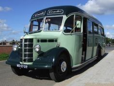 the netherlands bus bedford