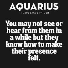 True or nah? #aquarius #zodiaccity #astrology