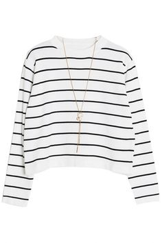 Classic Striped Crooped Sweater: OASAP Giveaway, 10 pieces per day, till the end of Easiest way to get free clothing! Warm Sweaters, Sweaters For Women, Free Clothes, Clothes For Women, Autumn Inspiration, Winter Wardrobe, Cropped Sweater, Sweater Outfits, My Style