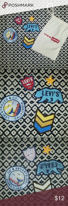 Levi patches 5 Levi patches Levi's Other