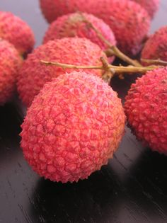 Lychee: Litchi chinensis [Family: 	Sapindaceae] - Flickr - Photo Sharing!
