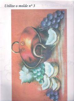 Pintura em Tecido84 - Lidia Arte - Picasa Web Albums