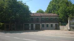 Near the bridge of Selvazzano Dentro