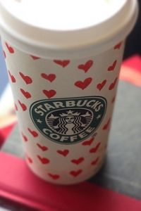 I haven't seen this Starbucks cup before but I would love to!
