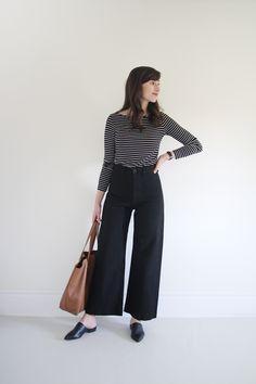 Minimalist Fashion - My Minimalist Living Fashion Pants, Fashion Outfits, Womens Fashion, Fashion Sandals, Fashion Edgy, Cheap Fashion, Work Fashion, Fashion Trends, Fashion Fashion