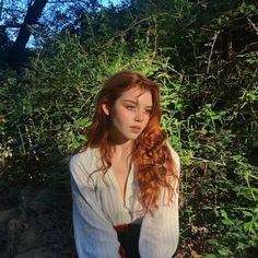Character Inspiration, Hair Inspiration, Pretty People, Beautiful People, Beautiful Pictures, Aesthetic Hair, Ginger Hair, Woman Face, Hair Inspo